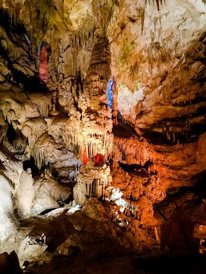 Georgien Kutaisi Prometheus Cave Tropfsteinhöhle