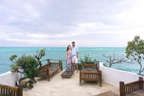 Hotel in Jambiani auf Sansibar