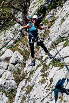 Imst Klettersteig Leitle