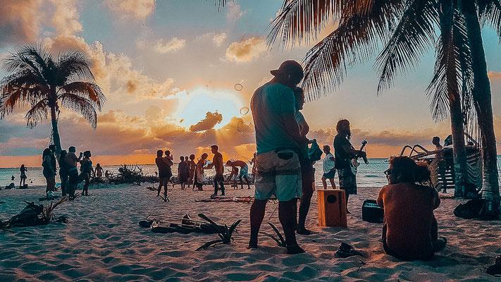 Playa Norte auf Isla Mujeres