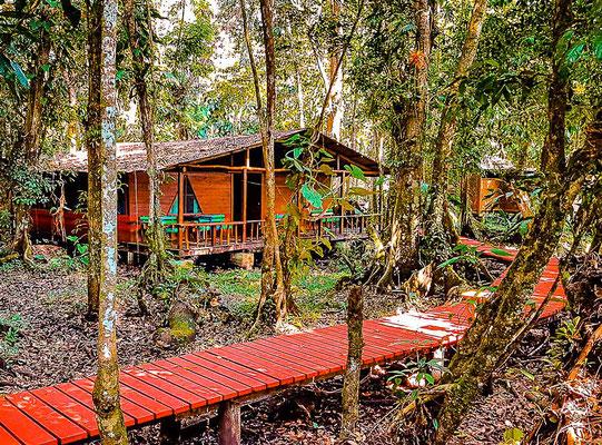 Unterkunft in Riu Dulce