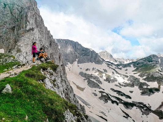 Wandern Durmitor Nationalpark Montenegro