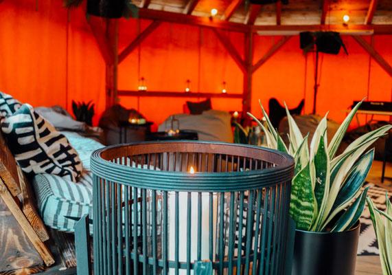 Bongo Bar in der Schnitzmühle im Bayerischen Wald