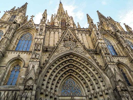 Basílica dels Sants Màrtirs Just i Pastor im gothischen Viertel