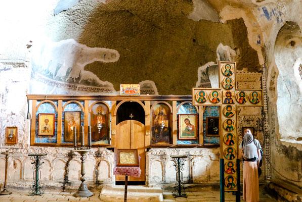 Hoehlenkloster Natlismtsemeli