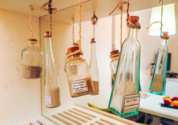 Minerale, die auch im Heilwasser in Bad Griesbach zu finden sind