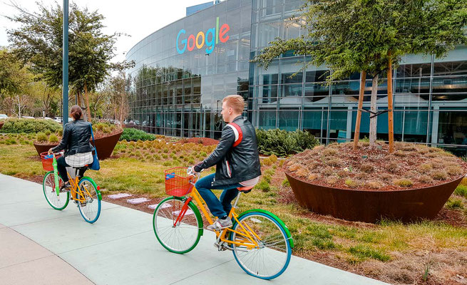 Google Headquarter Silicon Valley