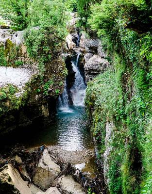 Martivili Canyon Kutaisi Sehenswürdigkeiten