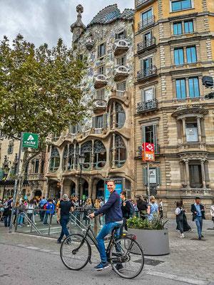 Casa Battlo von Gaudi