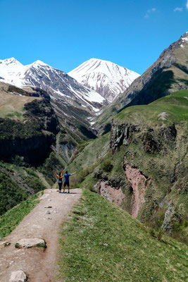 Kaukasus Georgien Reisetipps