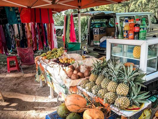 Lokale Märkte auf Mauritius