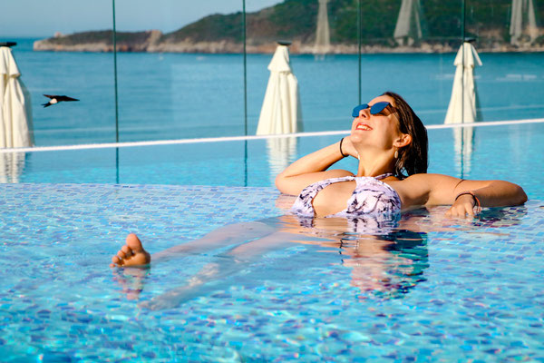 Montenegro Urlaub Hotel Budva Falkensteiner