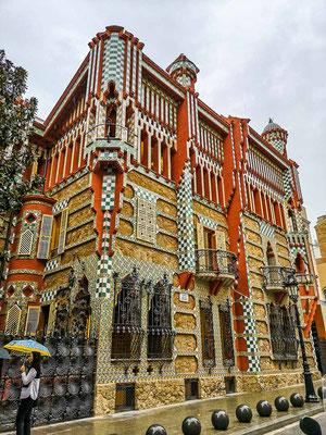 Casa Vicens von Gaudi