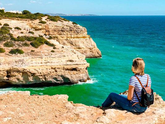Portugal Reisetipps Praia de Benagil