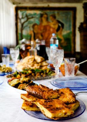 Einladung georgische Familie Supra