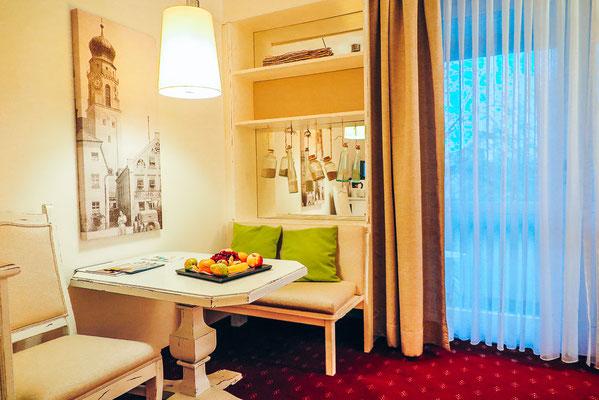 Zimmer im Hotel Das Ludwig