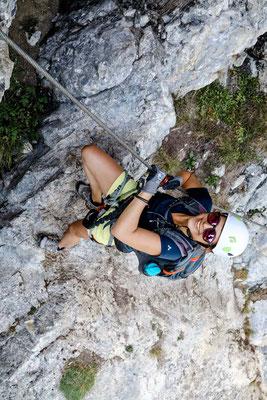 Schwierigkeitsgrad Klettersteig Donnerkogel