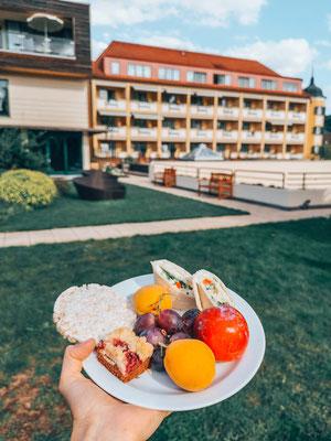 Mittagssnack lapura Womens Health Resort Kamptal