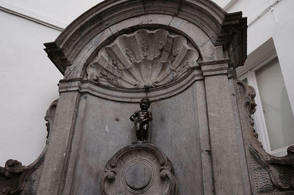 Manneken Pis Brüssel