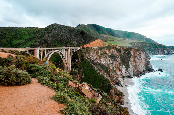 Highway 1 Kalifornien