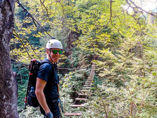 Klettersteig Postalmklamm : Klettersteig gehen für anfänger reise podcast