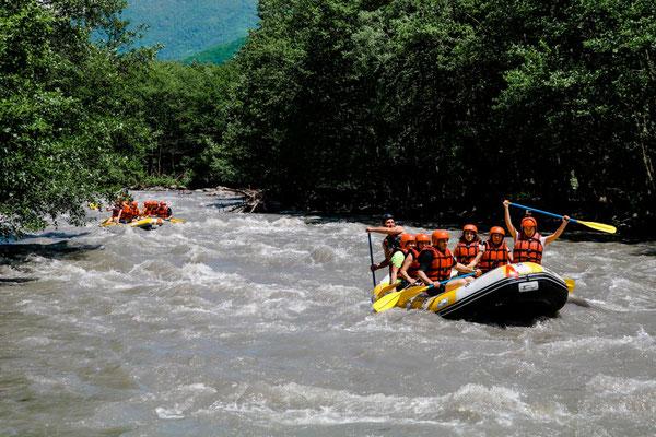 Rafting Tbilisi