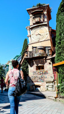 Tbilisi Sehenswürdigkeiten Altstadt