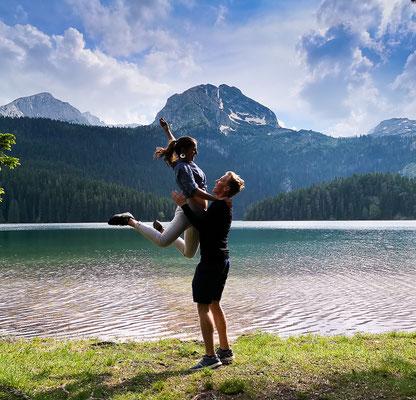 Black Lake im Durmitor National Park