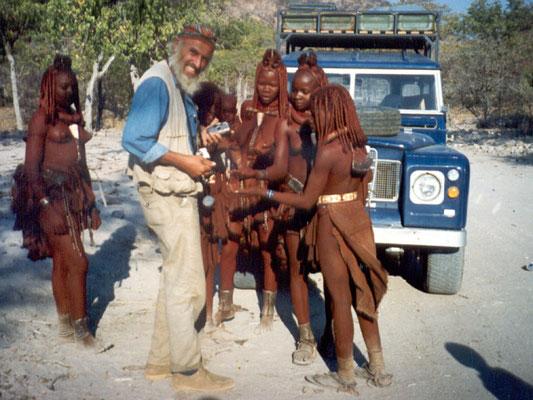 Gangerl in Afrika