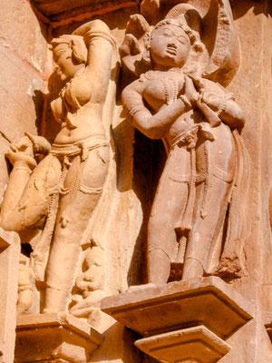 Kamasutra Stellungen in Indien