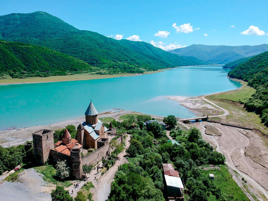 Zwei Tages Tour Stepantsminda, Wandern Georgien