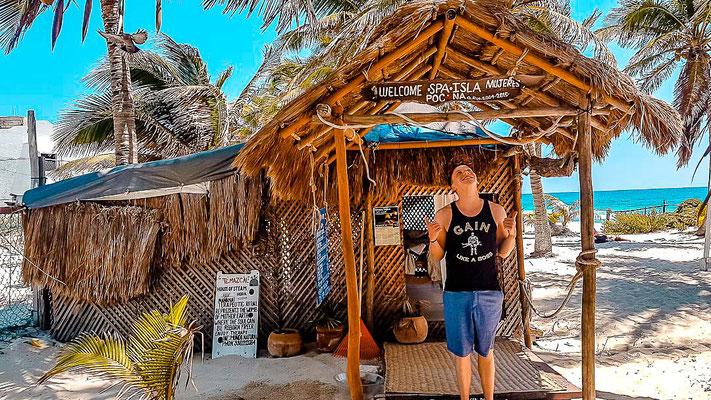 Poc Na Hostel auf Isla Mujeres