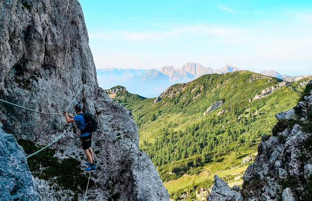 Däumling Klettersteig Kärnten