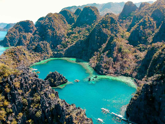 Island Hopping Tour Coron