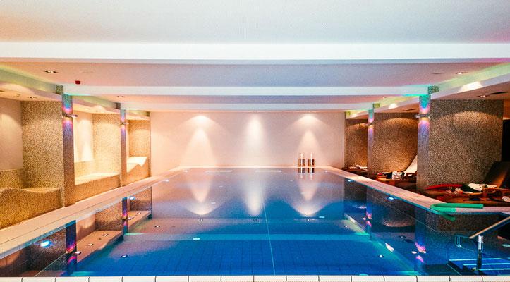 Indoor-Pool La Pura