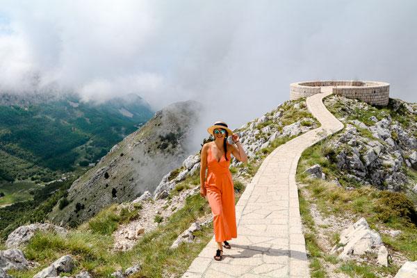Montenegro reise Lovcen Nationalpark