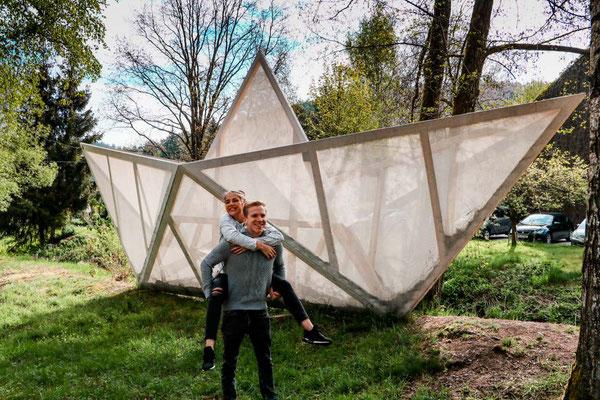 Außergewöhnliche und hippe Unterkunft im bayerischen Wald gesucht ...