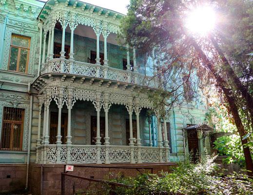 Tbilisi Sehenswürdigkeiten