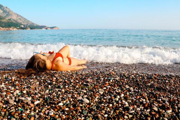 Montenegro Strandurlaub Hotel Falkensteiner