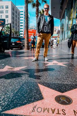 Walk of Fame LA