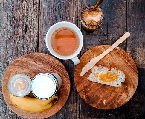 Frühstück bei Tanlines Office