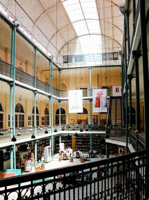 Tbilisi Sehenswürdigkeiten alte Markthalle History Museum