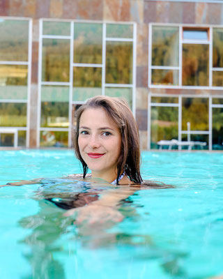 Wellnessbereich Falkensteiner Hotel & Spa Carinzia