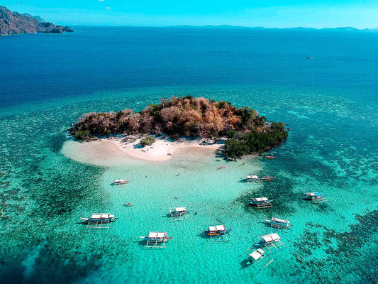 Ultimate Island Hopping Tour Coron