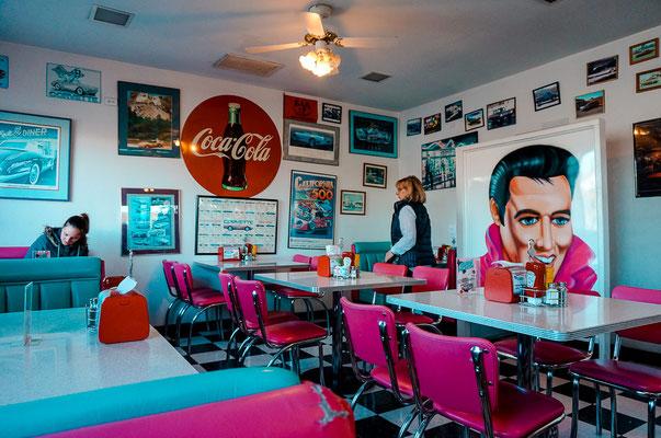 Mr D´s Diner auf der Route 66
