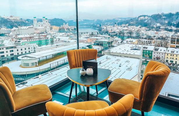 Café Diwan in Passau