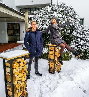 Schneespaß im Hotel DAS LUDWIG
