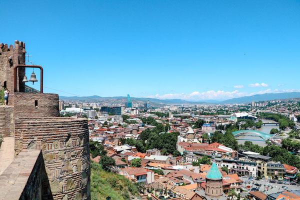 Tiflis Stadführung Highlights