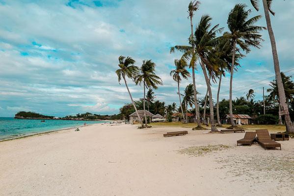 Strand im Norden von Malapascua