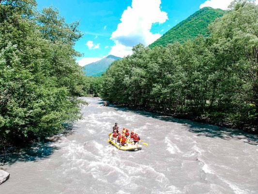 Rafting Tiflis